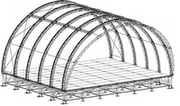 Prolyte Tunnel Roof